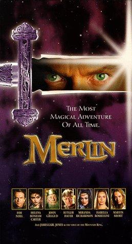 9781574926156: Merlin [VHS] [Import USA]