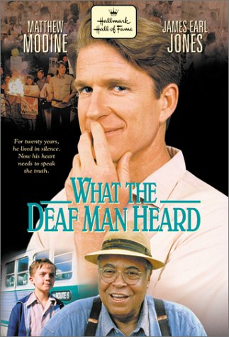 9781574926460: What the Deaf Man Heard [VHS]