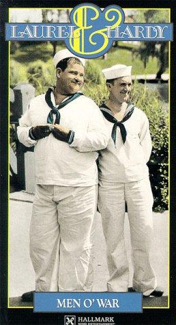 9781574926583: Laurel & Hardy: Men O'War [VHS]