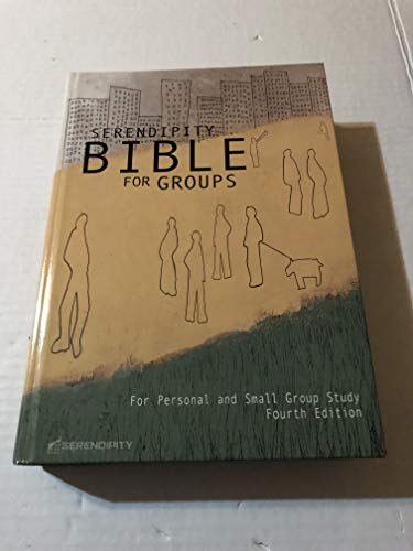 Serendipity Bible for Groups - New International