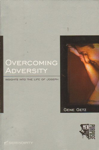 Overcoming Adversity Joseph (9781574941340) by Dr Getz
