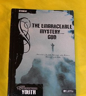 9781574941975: The Embraceable Mystery God Leader Guide (Bible Study That Builds Christian Community)