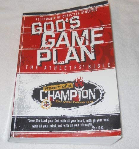 God's Game Plan: The Athletes' Bible