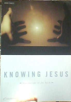 Knowing Jesus: James F. Couch,