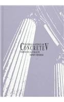 9781574980271: Materials Science of Concrete V (v. 5)