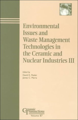 Environmental Issues and Waste Management Technologies in: James C. Marra