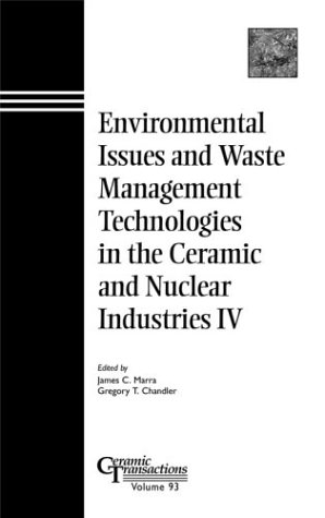 Environmental Issues and Waste Management Technologies in: James C. Marra;