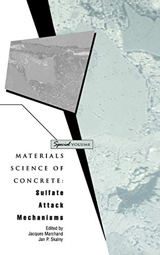 9781574980745: Materials Science of Concrete: Sulfate Attack Mechanisms