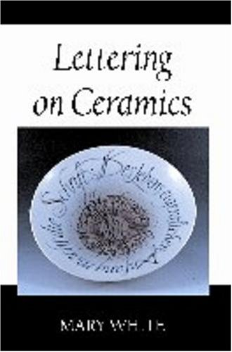 9781574982169: Lettering on Ceramics (Acs) (Ch)