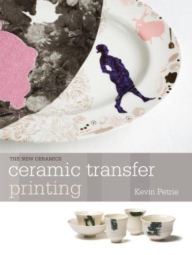 9781574983104: Ceramic Transfer Printing