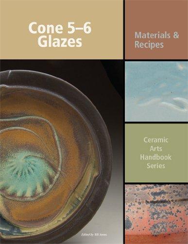 9781574983364: Cone 5-6 Glazes: Materials & Recipes (Ceramic Arts Handbook)