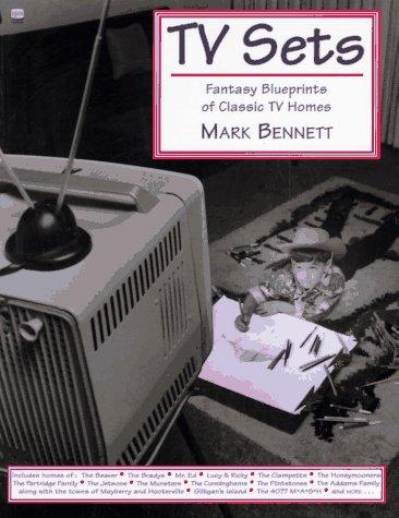 Image Result For Tv Sets Fantasy Blueprints Of Classic Tv Homes Mark Bennett