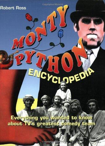 9781575000367: Monty Python Encyclopedia