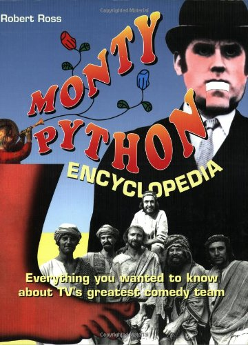 Monty Python Encyclopedia: Ross, Robert