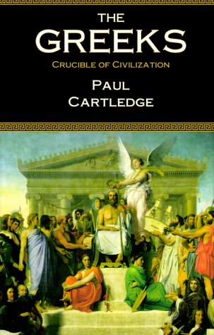 9781575000930: The Greeks: Crucible of Civilization