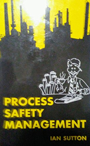 9781575025285: Process safety management