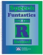 9781575030357: Speech Funtastics for the R Sound: Exercises for Speech Sound Practices (Articulation Therapy Book Series)