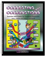 9781575030623: Connecting With Conjunctions Exercises