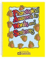 9781575030715: Phonological Awareness in Words and Sentences