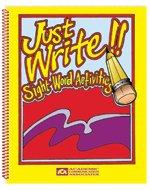 9781575030869: Just Write Sight Word Activities