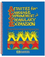 9781575030883: Activities for Language Improvement and Vocabulary Expansion (ALIVE)