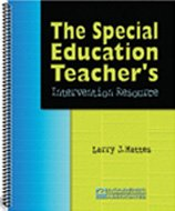 9781575031125: Special Education Teacher's Intervention Resource