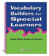 9781575031217: Vocabulary Builders for Special Learners (Speech, Language, and Special Education Book Series)