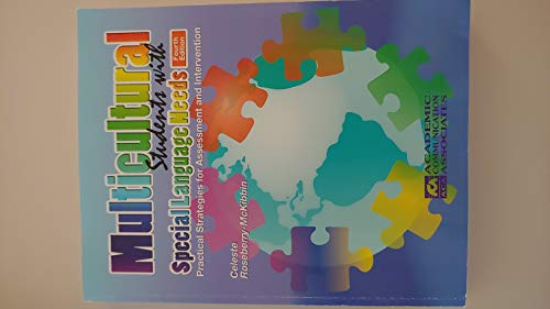 9781575031521: Multicultural Students with Special Language Needs: Practical Strategies for Assessment and Intervention (4th Edition)