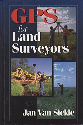 9781575040417: Gps for Land Surveyors