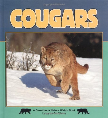 9781575050508: Cougars (Nature Watch)
