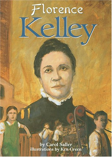 9781575050614: Florence Kelley (On My Own Biographies)