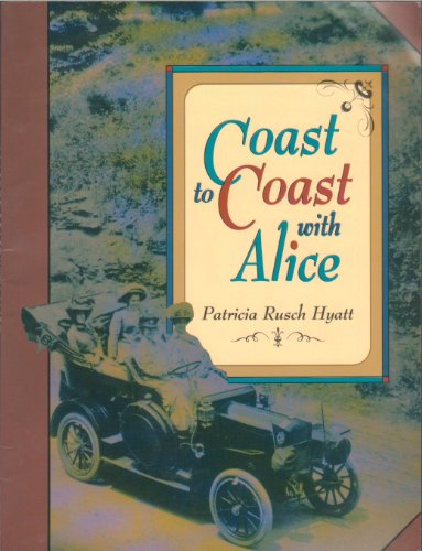 9781575050744: Coast to Coast With Alice (On My Own History)