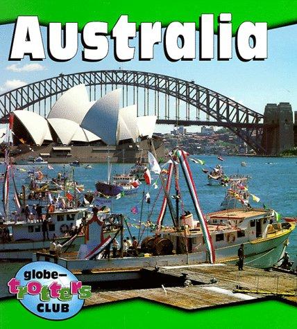 Australia (Globe-Trotters Club Ser.): McCollum, Sean