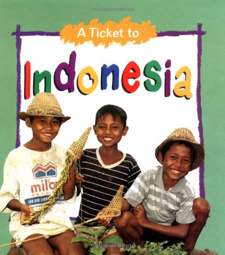 9781575051758: Ticket To Indonesia