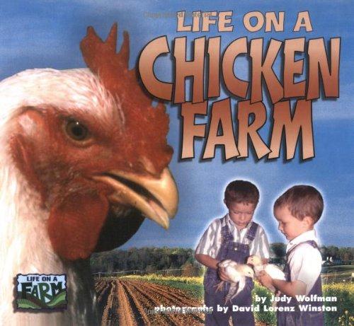 9781575051918: Life on a Chicken Farm (Life on a Farm)