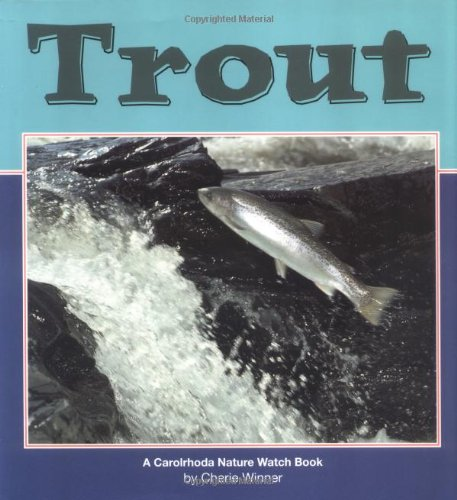 9781575052458: Trout (Nature Watch)