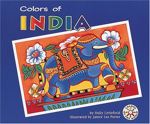 9781575053448: Colors of India (Colors of the World)