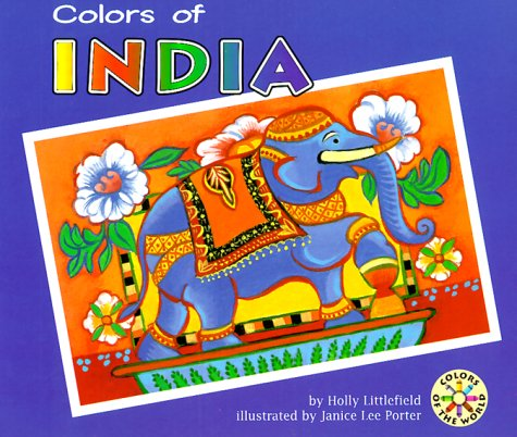 9781575053684: Colors of India (Colors of the World)