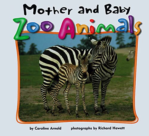 Mother and Baby Zoo Animals (Zoo Animals (Abdo)): Arnold, Caroline