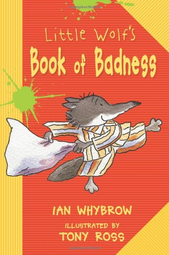 9781575054100: Little Wolf's Book of Badness (Middle Grade Fiction)