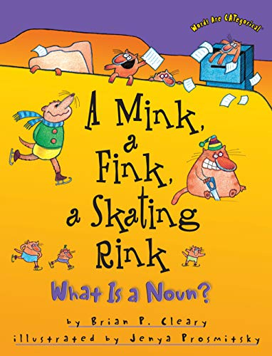 9781575054179: A Mink, a Fink, a Skating Rink: What is a Noun? (Words Are Categorical)