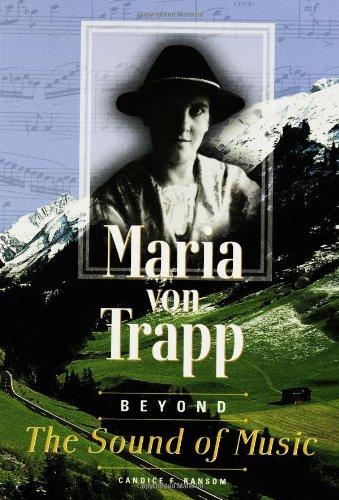 9781575054445: Maria Von Trapp: Beyond the Sound of Music (Trailblazer Biographies)