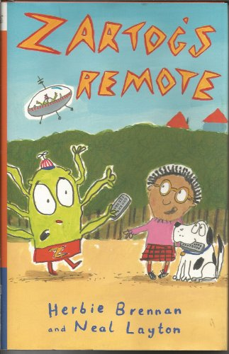 Zartog's Remote (Middle Grade Fiction): Herbie Brennan