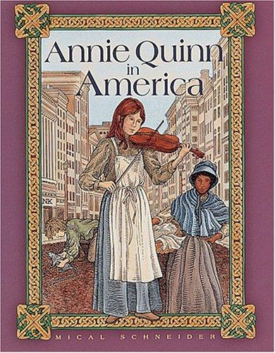 9781575055107: Annie Quinn in America