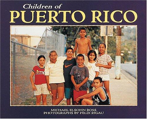 9781575055220: Children of Puerto Rico (WORLD'S CHILDREN)