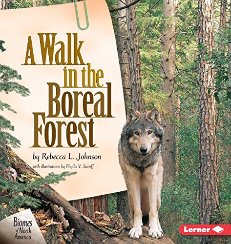 9781575055282: A Walk in the Boreal Forest