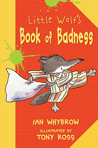9781575055503: Little Wolf's Book of Badness (Middle Grade Fiction)
