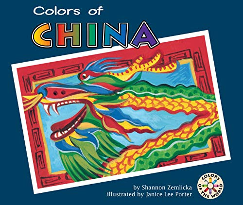 9781575055633: Colors of China (Colors of the World)