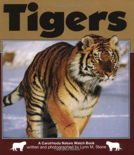 Tigers (Nature Watch (Lerner)): Lynn M. Stone