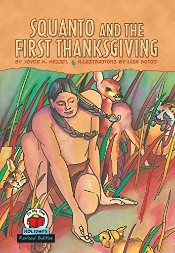 9781575055855: Squanto and the First Thanksgiving (On My Own Holidays)